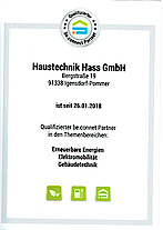 Hass be.connect Partner